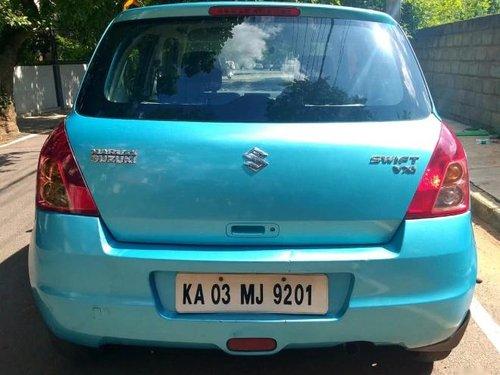Used Maruti Suzuki Swift VXI 2008 MT in Bangalore