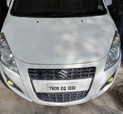 Used 2016 Maruti Suzuki Ritz MT for sale in Hyderabad