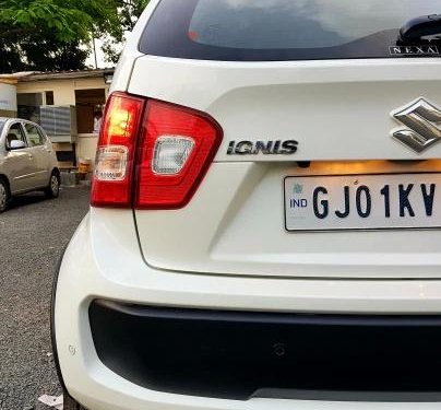 Used Maruti Suzuki Ignis 2019 MT for sale in Ahmedabad