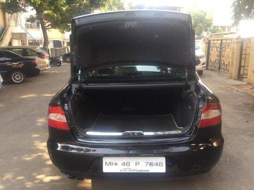 Used Skoda Superb 2012 AT for sale in Mumbai