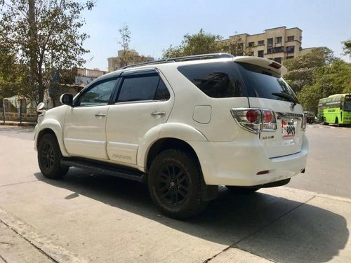 Used Toyota Fortuner 4x2 Manual 2014 MT for sale in Mumbai