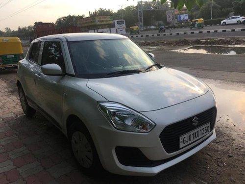 2019 Maruti Suzuki Swift LXI MT for sale in Ahmedabad