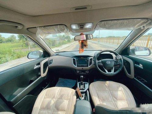 Used Hyundai Creta 1.6 CRDi SX 2018 MT for sale in Ahmedabad