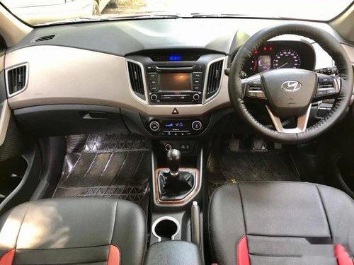 Hyundai Creta 1.6 CRDi SX Plus Dual Tone 2016 MT for sale in Mumbai