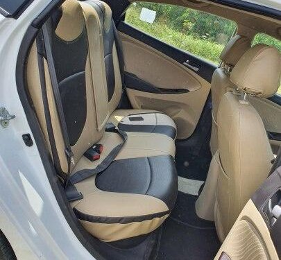 Hyundai Verna 1.6 SX 2017 MT for sale in Hyderabad