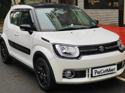 Used Maruti Suzuki Ignis 2018 AT in Bangalore
