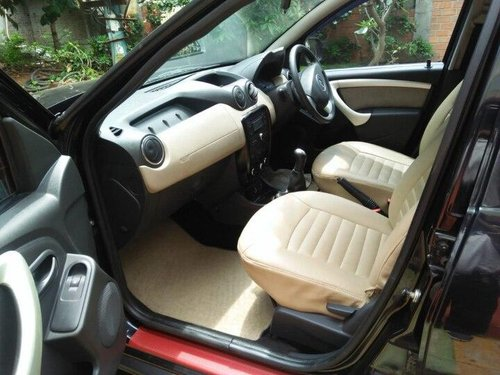 Used Renault Duster 2012 MT for sale in Bangalore
