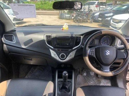 Maruti Suzuki Baleno 1.2 Delta 2017 MT for sale in Pune