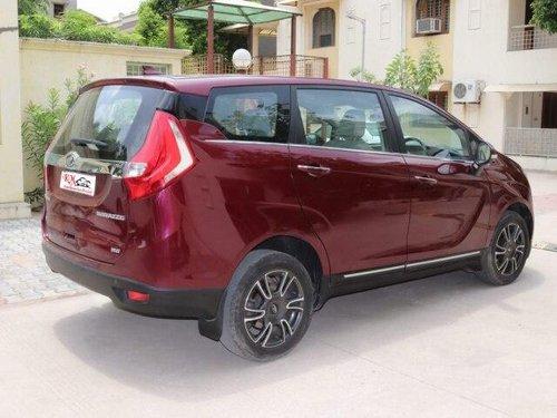 Used Mahindra Marazzo M8 2018 MT for sale in Ahmedabad