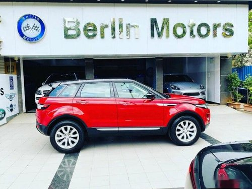 Used 2015 Land Rover Range Rover Evoque AT for sale in Pune