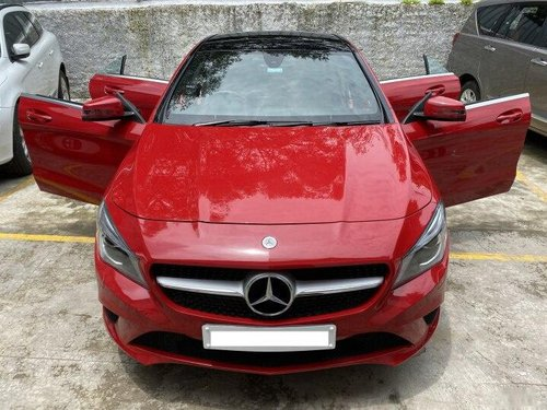 Used 2016 Mercedes Benz CLA AT for sale in Pune