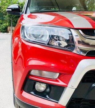 Maruti Suzuki Vitara Brezza ZDi Plus Dual Tone 2018 MT in New Delhi