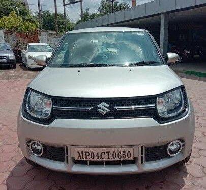 Maruti Suzuki Ignis 1.2 Delta 2017 MT for sale in Bhopal