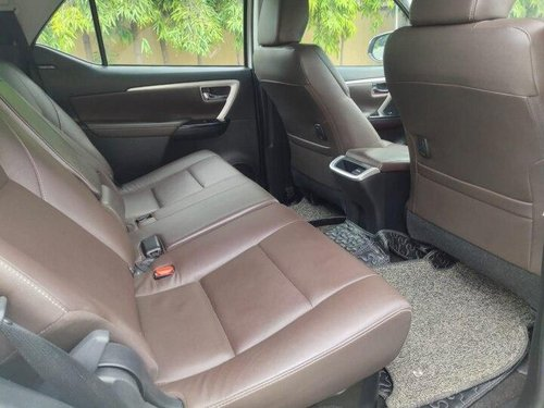 Used Toyota Fortuner 2.8 2WD MT 2017 MT for sale in Bangalore