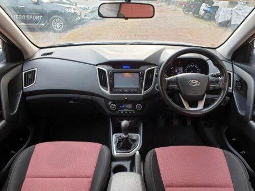 Hyundai Creta 1.6 SX Option 2017 MT for sale in Mumbai