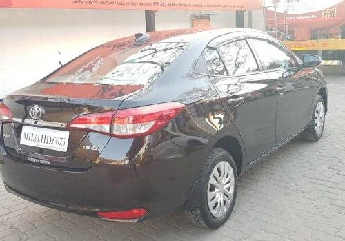 Used Toyota Yaris G CVT BSIV 2018 AT for sale in Pune