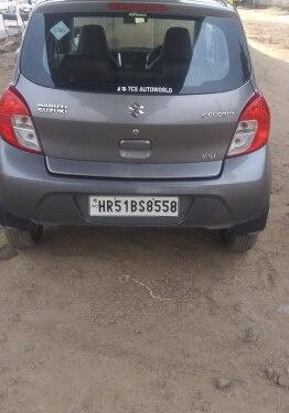 Maruti Suzuki Celerio Green VXI 2018 MT for sale in Faridabad