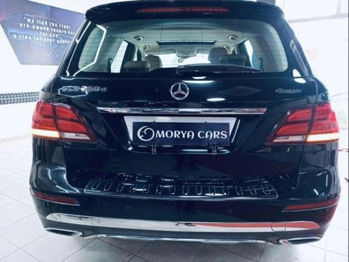 Used Mercedes-Benz GLE 2017 AT for sale in Mumbai