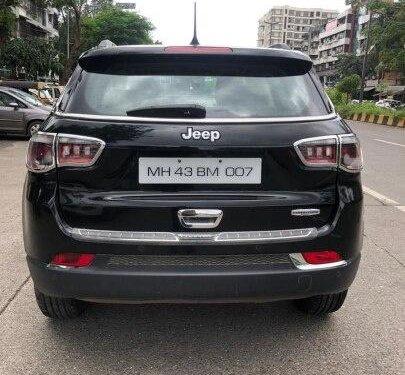 Jeep Compass 2.0 Longitude Option 2018 MT for sale in Mumbai