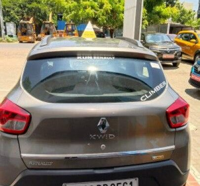 Used 2018 Renault KWID AT for sale in Chennai