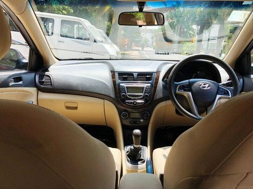 Used Hyundai Verna 2012 MT for sale in Bangalore-0