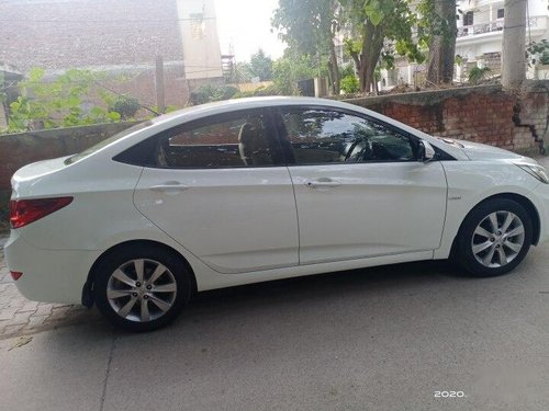 Used 2013 Hyundai Verna MT for sale in Faridabad