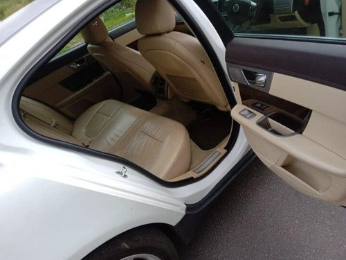 Used Jaguar XF Diesel 2011 AT for sale in Hyderabad