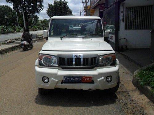 Mahindra Bolero ZLX 2013 MT for sale in Bangalore