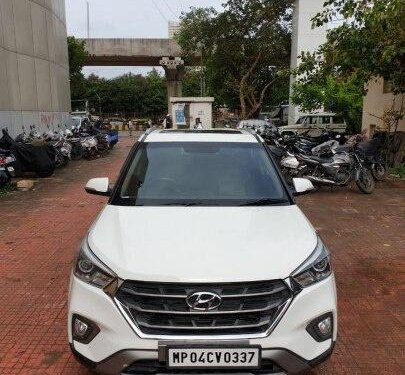 Used 2018 Hyundai Creta AT for sale in Mumbai