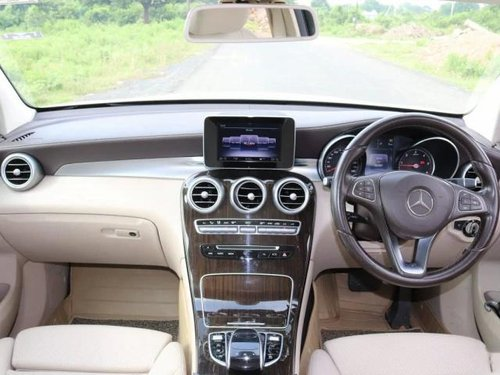 Used 2017 Mercedes Benz GLC AT for sale in Ahmedabad