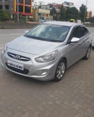 Hyundai Verna SX Opt 2012 MT for sale in Nagpur -4