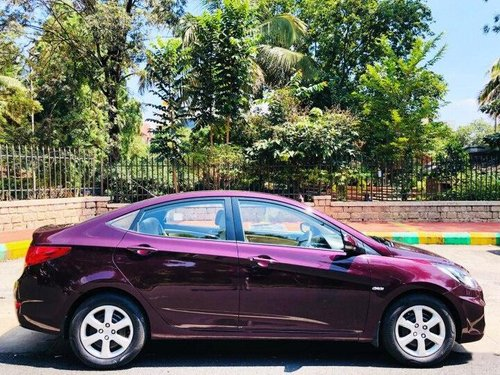 Used Hyundai Verna 2012 MT for sale in Bangalore-6