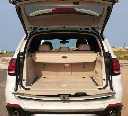 Used BMW X5 xDrive 30d Design Pure Experience 7 Seater 2016 AT in Chennai