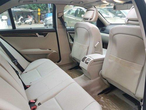 Used Mercedes Benz C-Class C 200 CGI Elegance 2010 AT in New Delhi