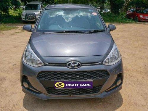 Used Hyundai Grand i10 1.2 Kappa Asta 2018 MT in Hyderabad