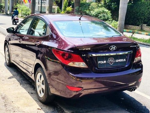 Used Hyundai Verna 2012 MT for sale in Bangalore-5