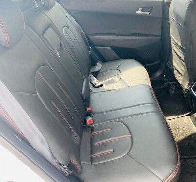 Used Hyundai Creta 1.6 SX Automatic 2018 AT for sale in Mumbai