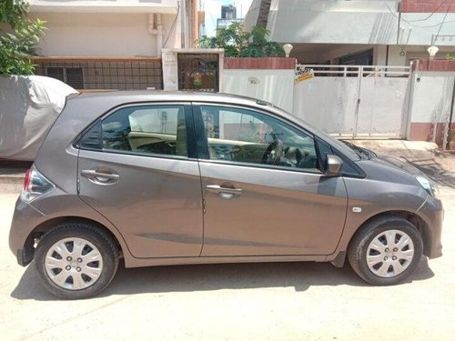 Used 2013 Honda Brio MT for sale in Hyderabad
