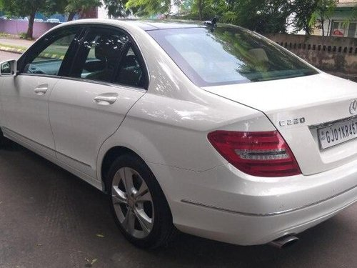 Used 2012 Mercedes Benz C-Class AT for sale in Ahmedabad