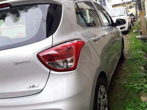 Used Hyundai Grand i10 Sportz 2017 MT in Bangalore