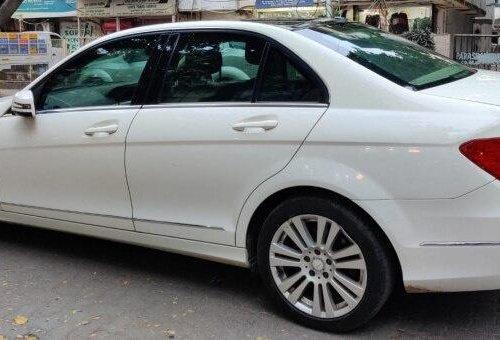 Mercedes-Benz C-Class C 250 CDI Elegance 2012 AT for sale in Mumbai