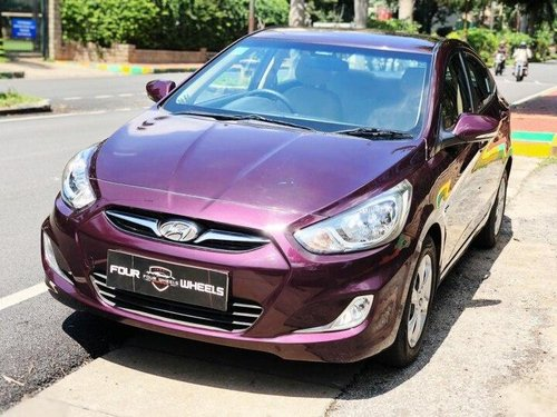 Used Hyundai Verna 2012 MT for sale in Bangalore-8