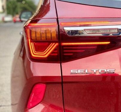 Used 2019 Kia Seltos AT for sale in Mumbai