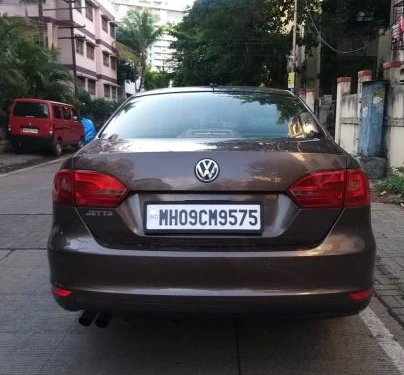 2013 Volkswagen Jetta 2013-2015 2.0L TDI Highline AT in Pune