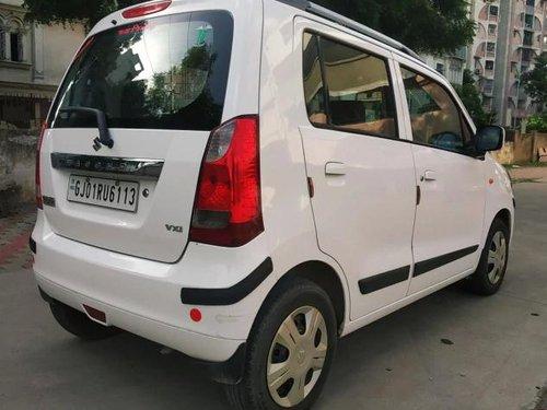 Maruti Suzuki Wagon R VXI BS IV with ABS 2016 MT in Ahmedabad