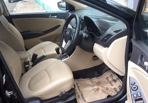 Hyundai Verna SX Opt Turbo 2011 MT for sale in Pune