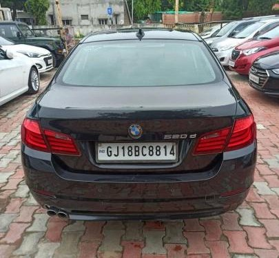 Used BMW 5 Series 2012 AT for sale in Ahmedabad
