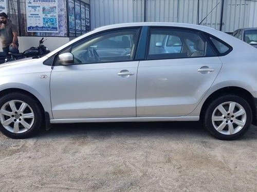 Volkswagen Vento Diesel Highline 2011 MT for sale in Pune