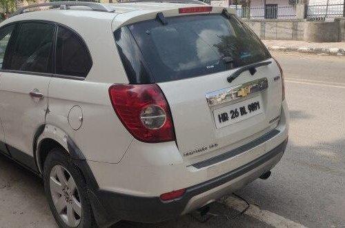 Used 2011 Chevrolet Captiva AT for sale in New Delhi