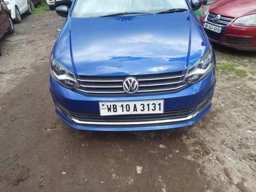 Used Volkswagen Vento 2019 AT for sale in Kolkata